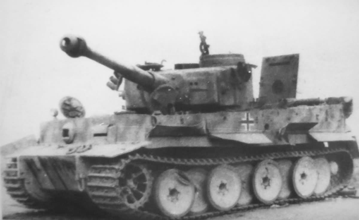 Tiger I tank 48