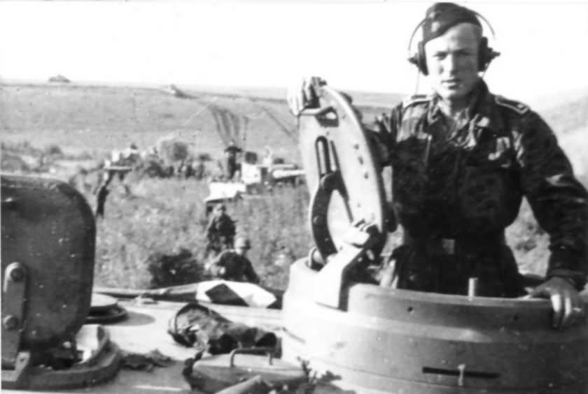 Tiger S14 of Schwere Panzerkompanie SS-Panzer Regiment 2 Das Reich