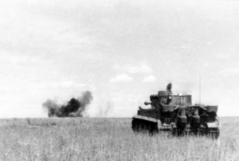 Tiger Kursk Panzer VI photo