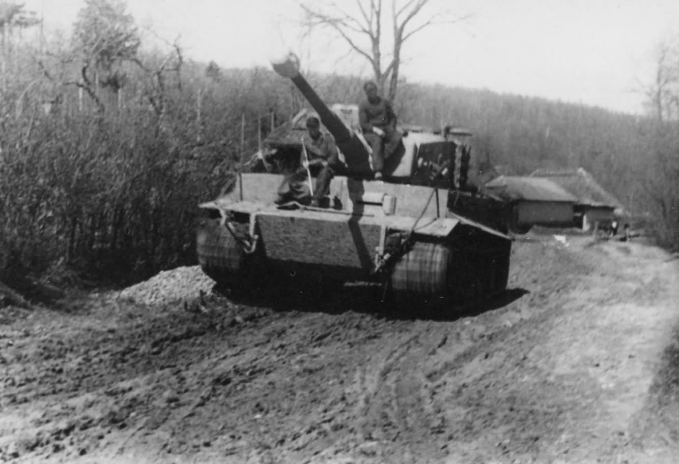 Tiger tank Eastern Front