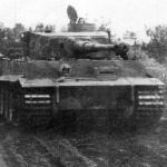 Early Tiger I tank code C01 of the III/Panzer Regiment Grossdeutschland