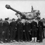 Panzerkampfwagen VI Tiger 812 Tiki of 8 schwere Kompanie Division Das Reich 2