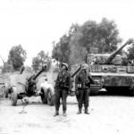 PzKpfw VI Tiger code B12 of the III Battalion Panzer Regiment Grossdeutschland