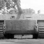 Tiger I in Paderborn 1945 Panzertruppenschule SS Brigade Westfalen