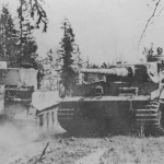 Panzer VI Tiger Ausf. H of the Schwere Panzer-Abteilung 502, tank number 312