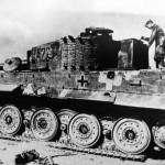 Tiger code A22 of III/Panzer Regiment Grossdeutschland