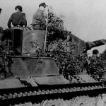 Tiger of Schwere SS Panzer Abteilung 102. Tank number 211, France 1944