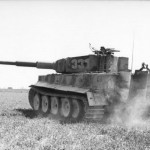Tiger tank number 331 of Schwere SS Panzer Abteilung 101 France 1944