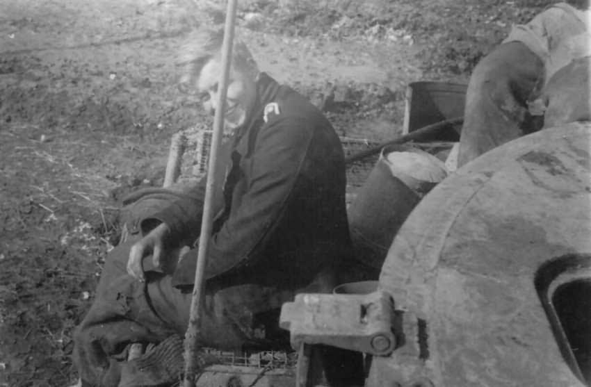 Tiger of schwere Panzerabteilung 503, Tarnopol 1944