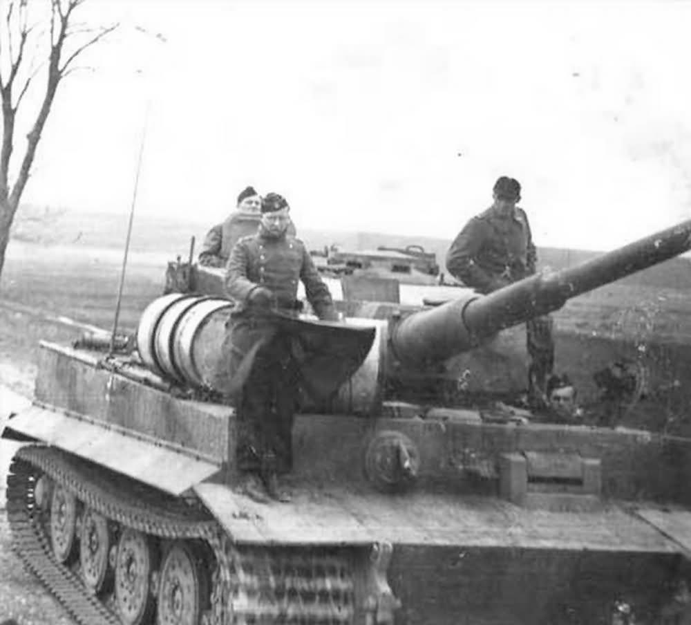 Tiger tank 26