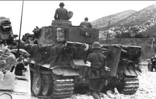 Tiger tank 3