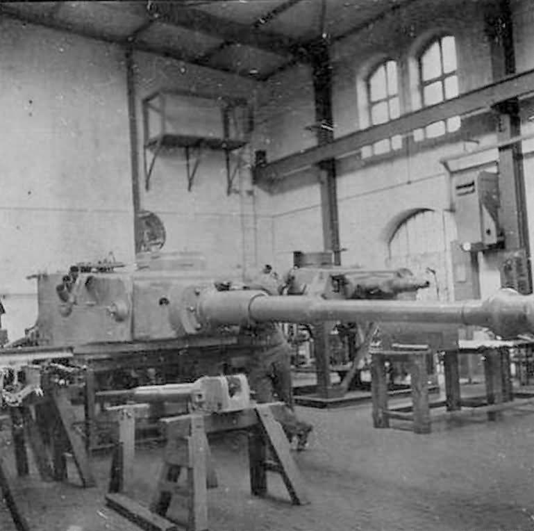 Tiger turret 5