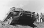 Panzerkampfwagen VI Tiger of Schwere Panzer-Abteilung 503, tank number 334 2