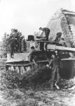Panzerkampfwagen VI Tiger of Schwere Panzer-Abteilung 506, tank number 13