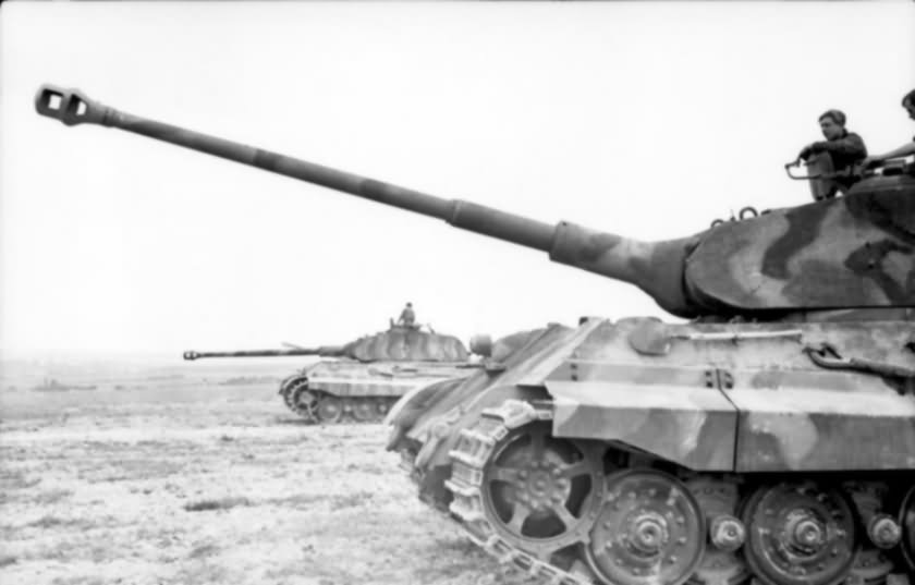 Tiger Ii Tank With Porsche Turret Of The Schwere Panzer Abteilung 503 Tank Number 322 World