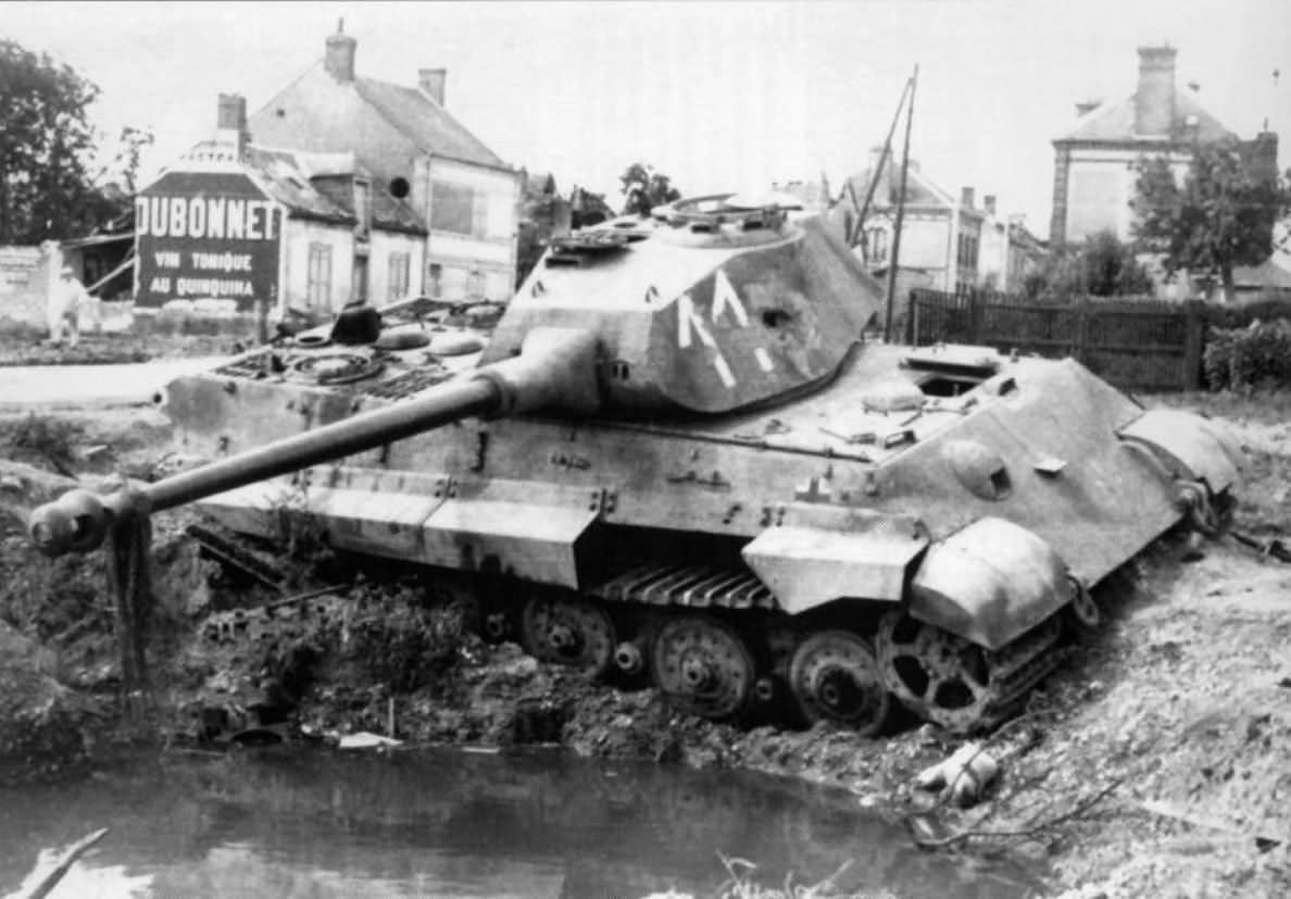king tiger destroyed porsche turret armor pinterest tigers tiger ii and armored vehicles