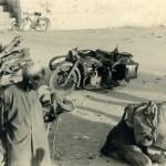 Afrika korps bmw r12 motorcycle