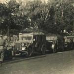 Afrika korps conwoy pkw lkw trucks