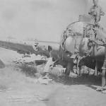 Dak afrika corps italian wrecks
