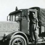 Dak afrika korps italian lkw truck