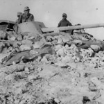 Pak 38 5cm in afrika korps dak