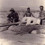 Pak afrika korps anti tank gun