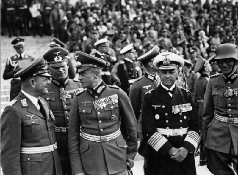Grossdeutschland H12262 Nurnberg Reichsparteitag Tag der Wehrmacht