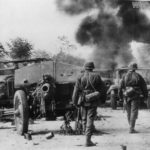 Soldiers of 1st SS LSSAH during Operation Barbarossa 1941