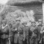Soldiers of the Division Das Reich Eastern Front
