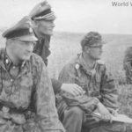 Waffen-SS Officers