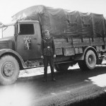 Bussing NAG type 500 S wehrmacht truck