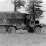 Einheitsdiesel Wehrmacht truck 30