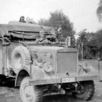 Einheitsdiesel military truck