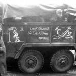 Einheitsdiesel Wehrmacht truck 1