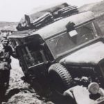 Fernsprech Betriebskraftwagen Kfz 61 Sewastopol 1942
