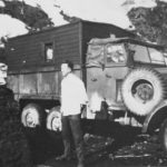 Einheits-Lkw with Kastenaufbau Finnland April 1943