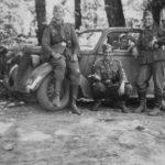 Ford Eifel Kabrio Limousine 1940