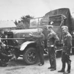 Henschel 33G wehrmacht truck