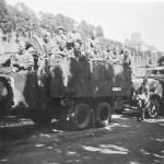 Henschel 33 Lkw France 1940 near Sedan