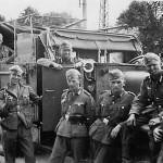 Henschel 33 Lkw ww2 Truck