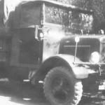 Henschel 33 truck