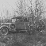 Horch 830 R Kfz 17 radio car