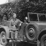 Horch 830 R Waffen SS 1940