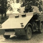 Krupp Protze with armor and 3,7 cm Pak