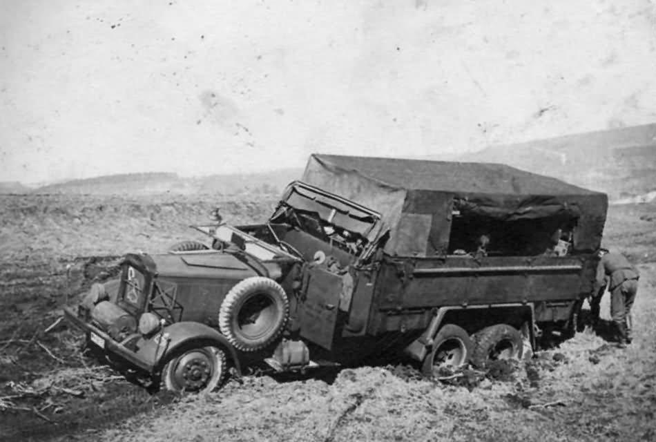 Mercedes benz lg 3000 truck world war photos for Mercedes benz under 3000