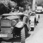 Mercedes Benz Stuttgart 260 France 1940