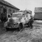 Mercedes Benz type L 1500 E ambulance