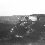 Mercedes Benz 170VK Luftwaffe June 1940 France