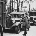 Mercedes Benz G3A wehrmacht trucks and cars