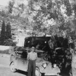 Mercedes Benz Kubelwagen 170 VK France 1944 near Toulon